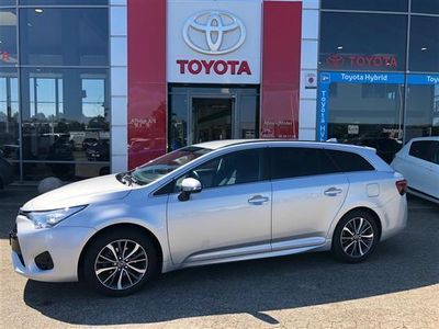 brugt Toyota Avensis Touring Sports 1,8 VVT-I T2 147HK Stc 6g