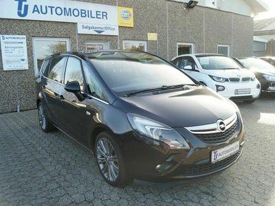 brugt Opel Zafira Tourer 2,0 CDTi 165 Cosmo