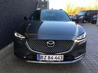 brugt Mazda 6 2,5 Skyactiv-G Optimum 194HK Stc 6g Aut. C