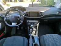 brugt Peugeot 308 1.6 BlueHDi 120 hk SW