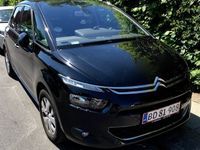 brugt Citroën C4 Picasso Bilen er solgt