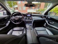 brugt Mercedes C200 Sedan 7G-TRONIC PLUS