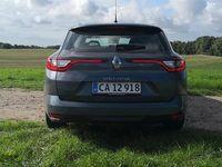 brugt Renault Mégane Sport Tourer 1,5 Energy DCI Zen EDC 110HK Stc 6g Aut.