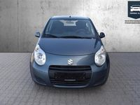 brugt Suzuki Alto 1,0 12V 68HK 5d - Personbil - Mørkblå
