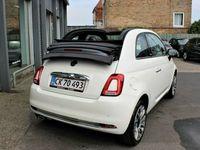 brugt Fiat 500C 1,2 Super Star