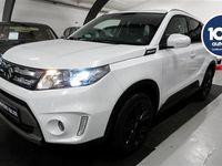 brugt Suzuki Vitara 1,6 16V Exclusive 120HK 5d