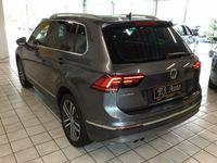 brugt VW Tiguan 2,0 TDi 150 Highline DSG 4M BMT