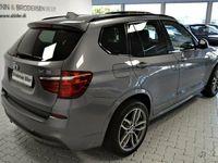 used BMW X3 2,0 xDrive20d M-sport aut.