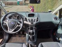brugt Ford Fiesta Titanium 5d 1,6