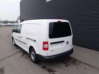 brugt VW Caddy Maxi 1,6 TDI BMT 102HK Van 6g 2013