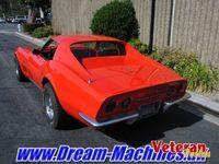 brugt Chevrolet Corvette 1969 C3TARGA