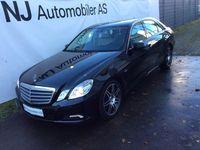 brugt Mercedes E250 2,2 CDi aut. BE