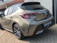 brugt Toyota Corolla 2,0 Hybrid H3 Premiumpakke E-CVT 180HK 5d