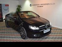 brugt VW Golf Cabriolet 1.4 TSI DSG 2d