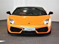 brugt Lamborghini Gallardo 5,2 LP560-4 E-gear