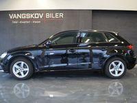 brugt Audi A3 Sportback 1,0 TFSi 116
