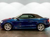 brugt Audi A3 Cabriolet 35 TFSi Sport Limited+ Str
