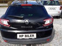 brugt Renault Mégane Sport Tourer 1,5 DCI FAP Expression 110HK Stc 6g