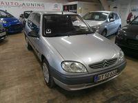 brugt Citroën Saxo 1,1i Furio