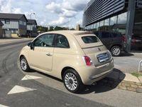 brugt Fiat 500C 1,2 Wind 69HK Cabr.