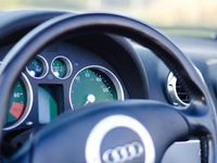 gebraucht Audi TT Roadster 1,8 T 180HK Cabr.
