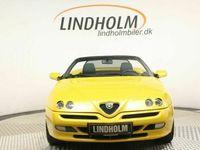 brugt Alfa Romeo Spider 1,8 TS 16V