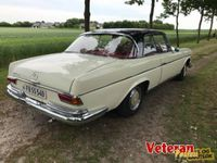 brugt Mercedes W111 220 SE