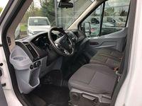 brugt Ford Transit 350 L2 Chassis 2,2 TDCi 125 Trend Ladvogn RWD