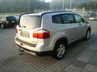 brugt Chevrolet Orlando VCDi 163 LTZ aut. 7prs