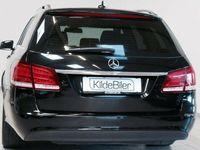 brugt Mercedes E200 2 CDi Elegance st.car BE