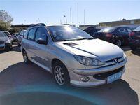 brugt Peugeot 206 SW 1,6 110HK Stc