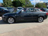 brugt Audi A4 Cabriolet 2,4 V6 Multitr.