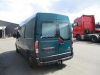 brugt Renault Master T33 MANDSKABSBIL 2,3 DCI 125HK Van 2015