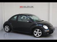 brugt VW Beetle 1.9 TDI Cabriolet Highline 5g 2d