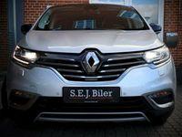 brugt Renault Espace 1,6 dCi 130 Van Zen 131HK MPV 5d