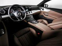 brugt Mercedes E200 0 AMG Line Coupé aut.