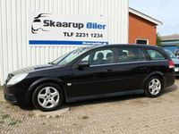 brugt Opel Vectra 1,9 CDTi 150 Limited Wagon