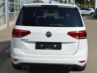 brugt VW Touran 2,0 TDi 190 Highline DSG