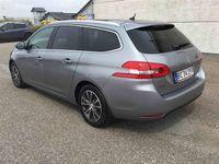 brugt Peugeot 308 1,6 BlueHDi Allure LTD 120HK S sw