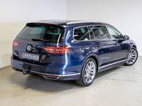 brugt VW Passat 2,0 TDi 190 R-line Variant DSG 4M