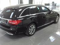 brugt Mercedes C250 2,2 BlueTEC st.car aut. Van