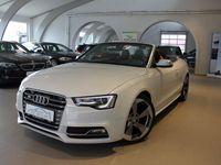 brugt Audi S5 Cabriolet 3,0 TFSi quattro S-tr. 2d