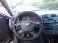 brugt Skoda Fabia Sport 1.6 TDi CR 90 hk