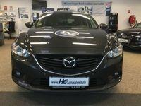 brugt Mazda 6 2,0 Sky-G 165 Vision st.car aut.