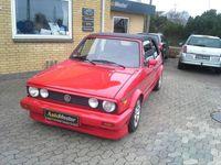 brugt VW Golf Cabriolet I 1,8 GLi 2d