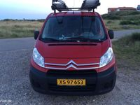 brugt Citroën Jumpy 2,0 HDI 120HK Van