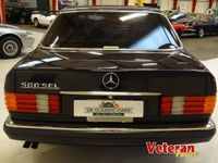 käytetty Mercedes 560 SEL (W126)