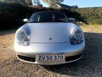 begagnad Porsche Boxster 2,5 204HK Cabr.