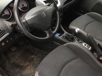 używany Peugeot 206+ 1.4 68 HK Comfort plus