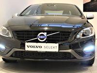 brugt Volvo S60 2,0 D4 R-design 190HK 6g